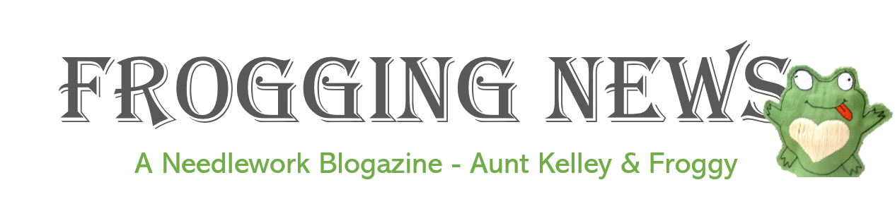 logo for Frogging News